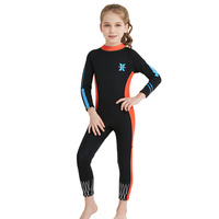 Unisex Toddler Kids Swimming Costumes Girls Swimwear Beach Swimsuit Bathing Suit Beachwear UPF50+ One Piece Sun Protection Suit