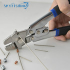 Fishing Plier Stainles Steel Carp Fishing Accessories Fish Hook Remover Line Cutter Scissors