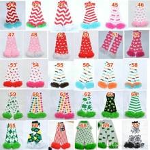 200 סגנונות תינוק פרע רגל מחממי תינוקות חג המולד ליל כל הקדושים נופש שיפון לפרוע חותלות חם הברך רפידות