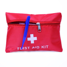 Waterproof 12-1 in Emergency Package TOOL BAg Portable Field Survival SOS First Aid Kit Camping Trekking Survival Tools Bag