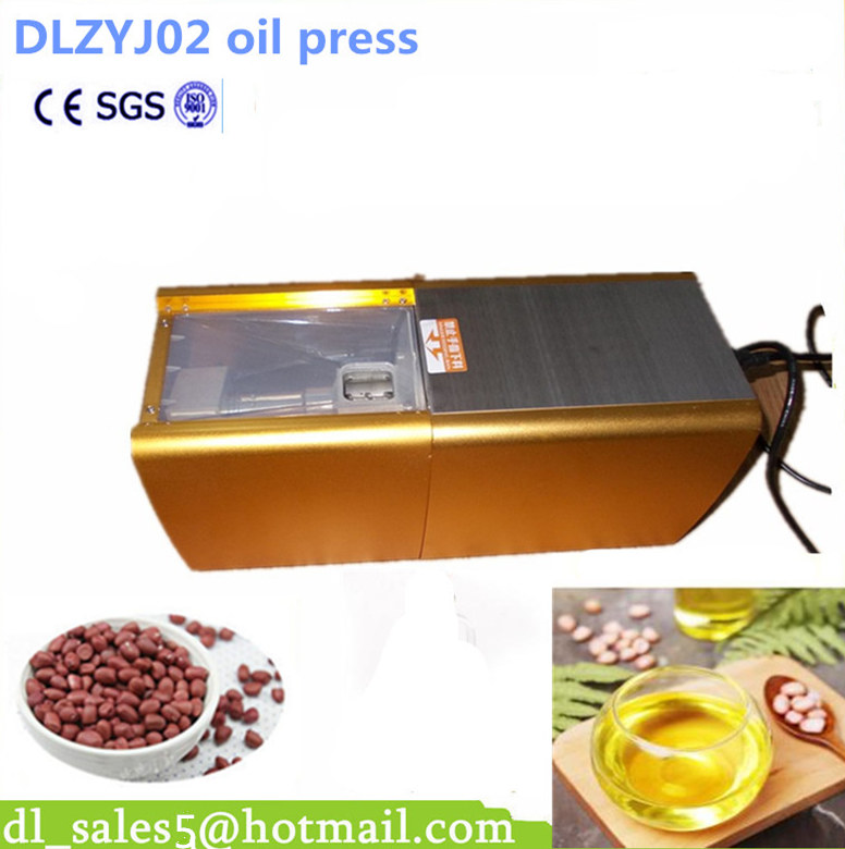 Mini Manual Hand oil press machine seed oil extraction machine heat press machine