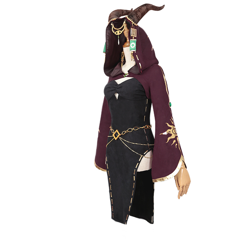 Priest Gilman Fiona Cos New Game Identity V Cosplay Woman Priest Cosplay Costume Set Free Shipping