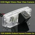 Visão CCD noite Visão Traseira Do Carro Câmera Reversa PARA SUBARU Forester Impreza Outback Carro