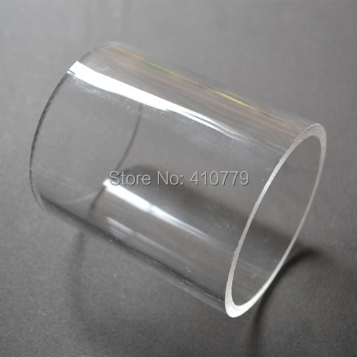 Custom Industry & Business Decoration Acrylic Big Casting Clear Tube OD450x10x1000mm Plastic PMMA Water Pipe Can Customize Size