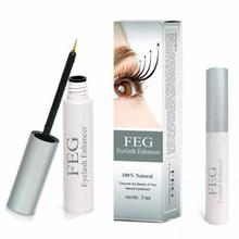 Feg Eyelash Enhancer Treatments Makeup 7 days Longer Thicker Eyelashes Wimpern Serum Eyes Care Eye Lash For eyelash growth