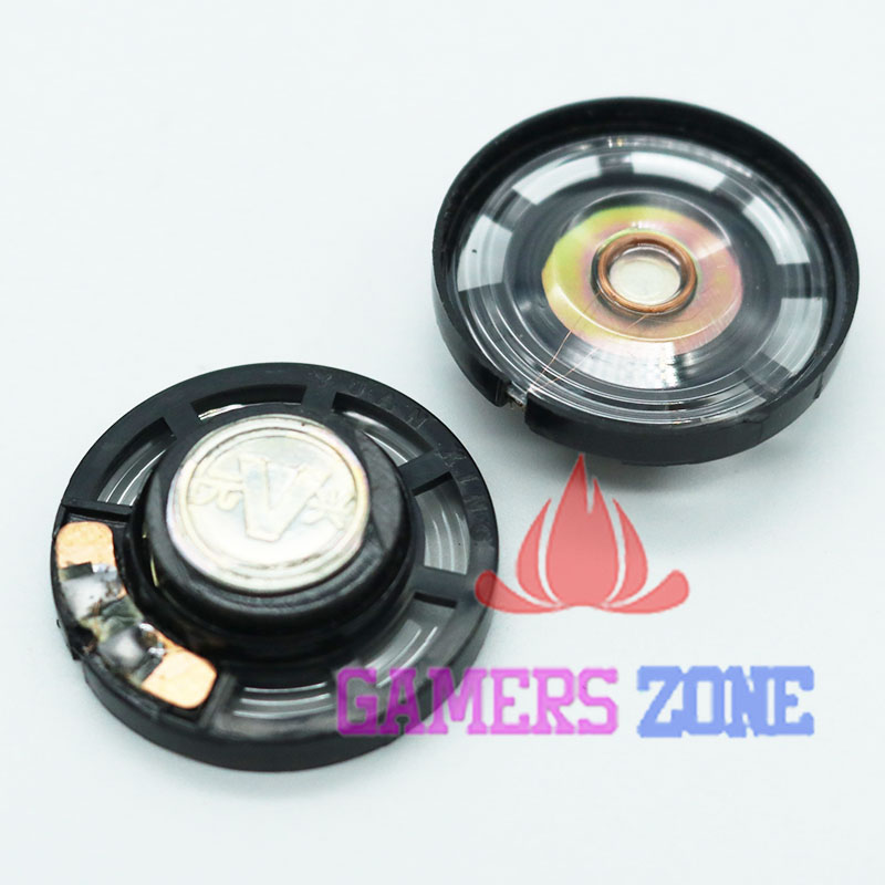 2PCS Replacement Speaker Loudspeaker For Nintendo Game Boy Original For GBO GB System DMG-01 Speakers