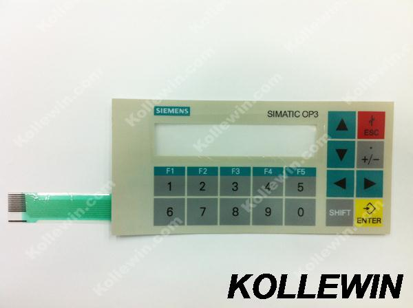 NEW Membrane keypad for Simatic OP3 6AV3503-1DB10 6AV3 503-1DB10 6AV35031DB10 freeship 1 year warranty keypad membrane OP 3 sharp sharp sj fp97vbk 605