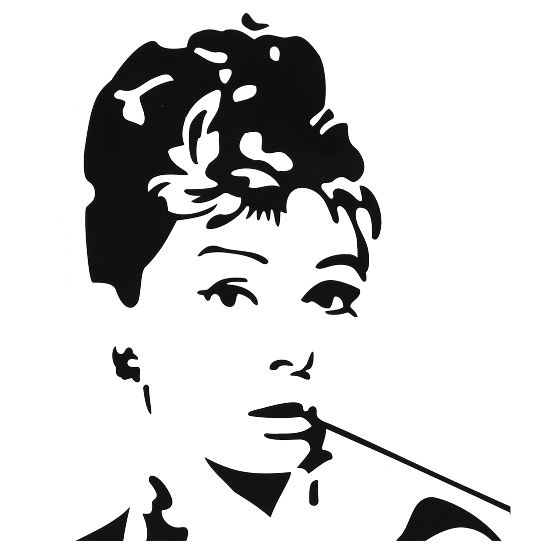 Audrey Hepburn Wall Decor Compare Prices On Wall Stickers Audrey Hepburn Online Shopping