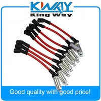 JDMSPEED High Performance Spark Plug Ignition Wire Fit For Chevrolet GMC Buick V8 2000 2009