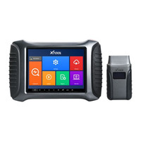 Original XTOOL A80 Full System Car Diagnostic Repair Tool Support Programming and Odometer adjustment Update Online