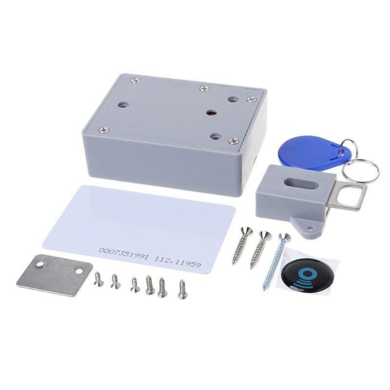 IC Card Sensor Digital RFID Lock IDIY Electronic Cabinet Hidden Smart Locks