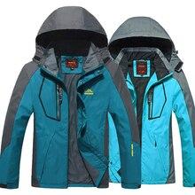 Nouveau 2019 hommes femmes vestes d'extérieur coupe-vent imperméable coupe-vent Camping randonnée veste manteau pour hommes pêche sports vestes