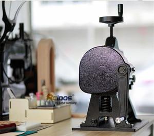 Image 3 - Кожезаменитель, ручная машина для очистки кожи, инструмент для очистки кожи, разветвитель для растительного дубления, ширина 10 см, 8116