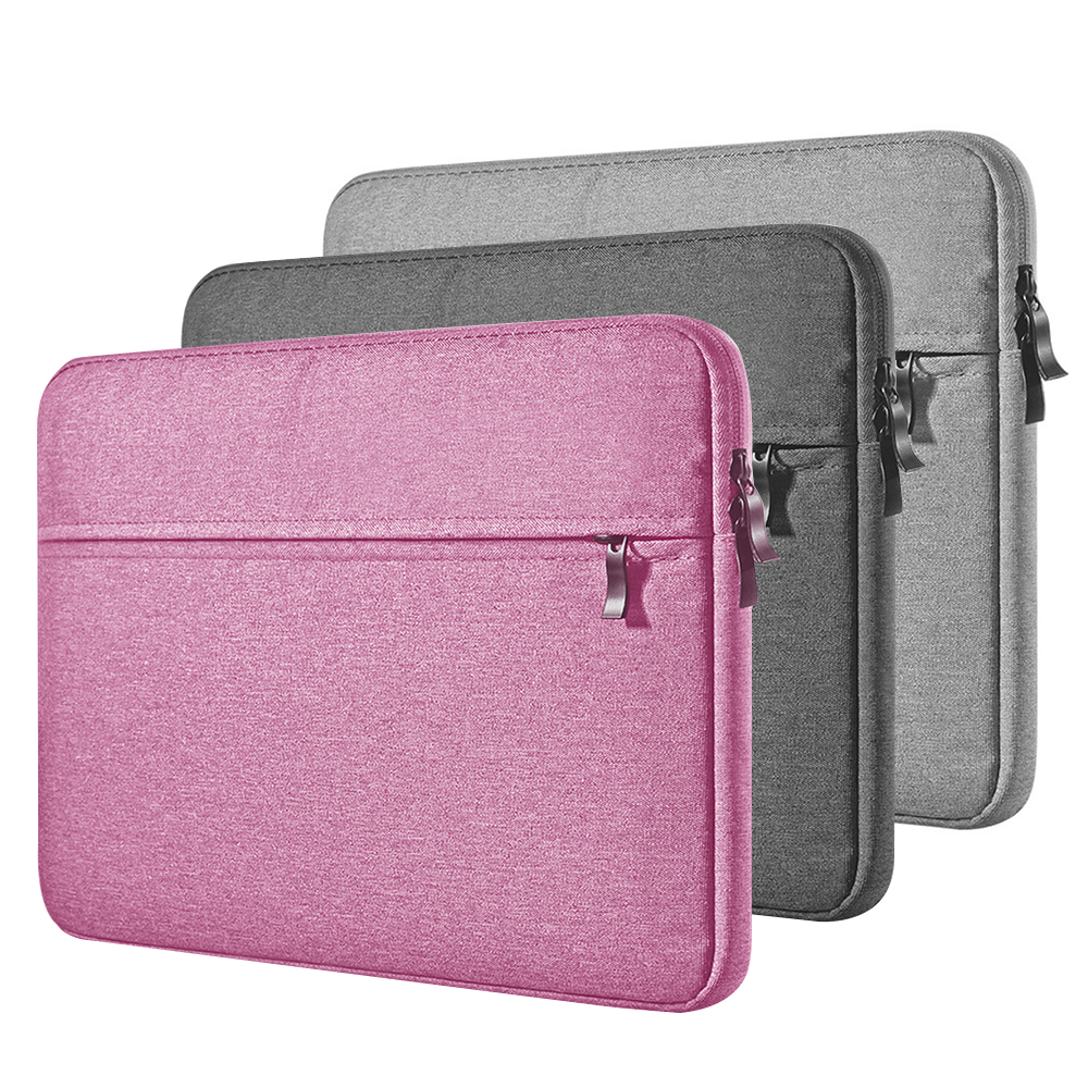 "Slim Portable Laptop Waterproof Zipper Bag Fr Macbook Air A1932 11 12/"" 13/"" 15/"""