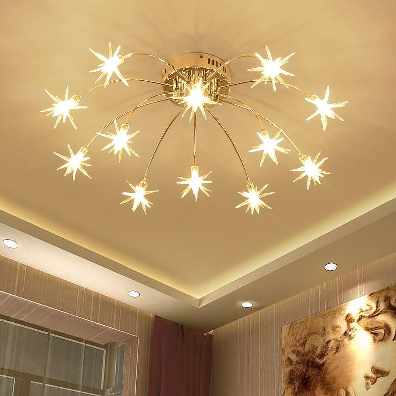 Chandelier Ceiling Bedroom Living Room