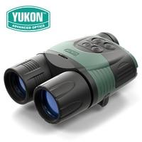 Yukon Ranger Series RT 6.5x42 Digital Night Vision Binoculars IR Illuminator Wi Fi Remote Review and Operation Using Smartphone