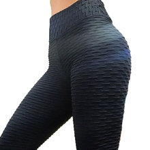 Women Solid Yoga Pants Leggings Fitness High Waist Tight Breathable Sexy Slim Bodycon Pants Push Up Female Sport Yoga Leggings цена