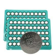 цена на 200 x AG10 Button Batteries  LR1130 1130 SR1130 389A LR54 L1131 189  75mAh Capacity 1.5V  Battery