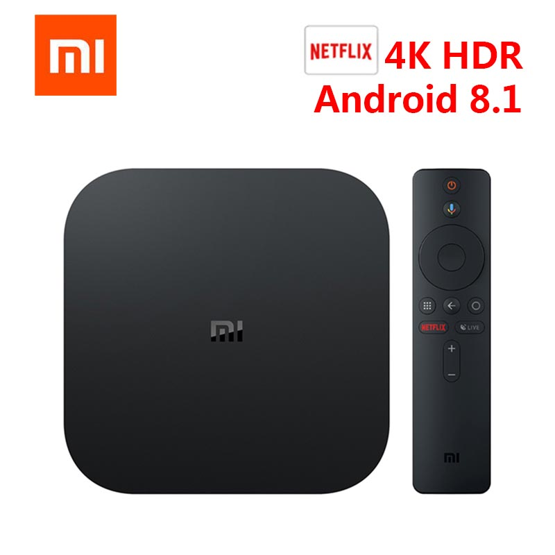 Xiaomi Box S Global Edition US Listing 2G 8G Bluetooth 42 4K HDR Android TV Netflix IPTV Player Support Google Assistant-in Set-top Boxes from Consumer Electronics on Aliexpresscom  Alibaba Group