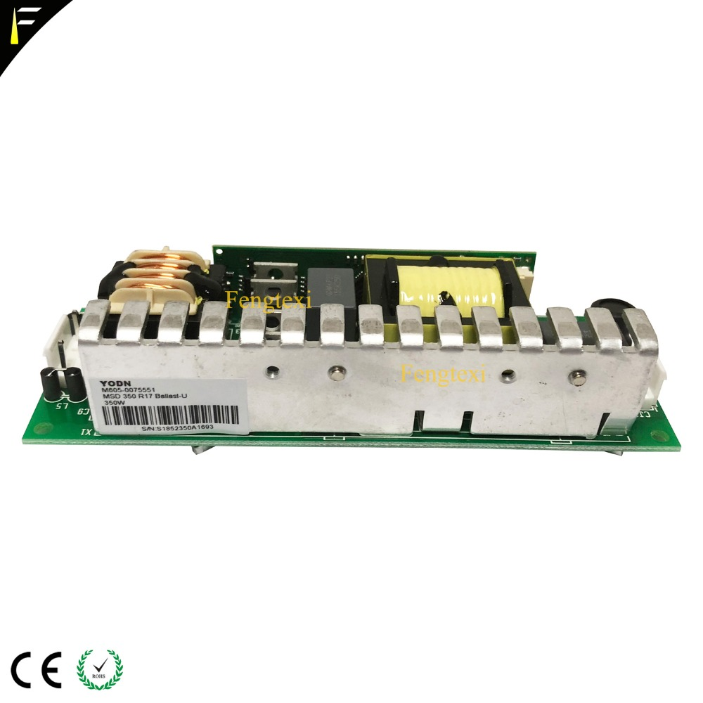 Durable 17r/r17 350 Beam Moving Head Parts Electronic Driver Ballast El Balasto Replacement 135x50x30 Mm