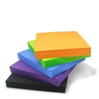 Balance Pad Non Slid Yoga Pad Training Comprehensive Fitness Exercise Unisex Home Yoga Mat Waterproof Foam Blue Green
