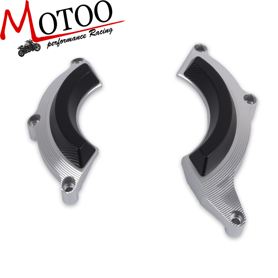 Motoo - free shipping Motorcycle Accessories Engine Protector Guard Cover Frame Slider For KAWASAKI Z900 Z 900 2016 2017 motorcycle engine guard frame protection for kawasaki z900 2017 z 900 crash bar for kawasaki z900 2017 motor
