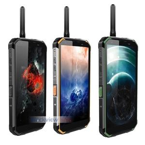 Image 5 - Смартфон Blackview BV9500 Pro, экран 5,7 дюйма 18:9, 10000 мАч, влагозащита IP68, 6 ГБ 128 ГБ, беспроводная зарядка, мобильный телефон глобальной версии
