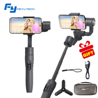 Feiyutech FY Vimble 2 Gimbal Handheld 3 Axis Extend Stabilizer for iphone 6/7 X phone for samsung smartphone PK Zhiyun Smooth Q
