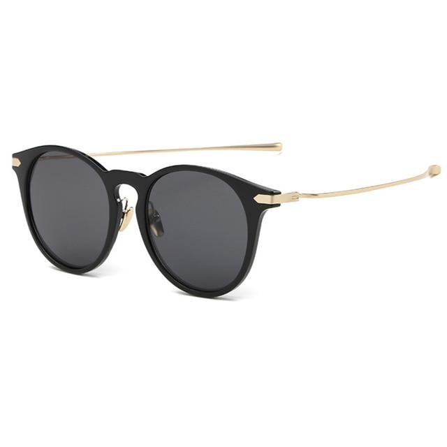 Корейский стиль модные Для женщин женские летние пляжные очки деревянный  узор Frame Дизайн солнцезащитные очки 606bea249a6