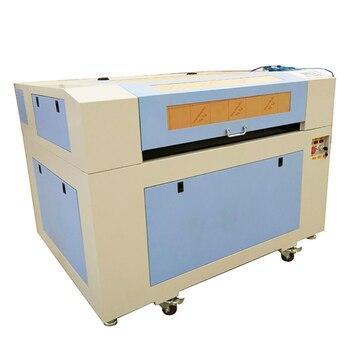 Livraison gratuite 60/80/90/100 W 6090 Laser Machine CO2 Ruida système CNC Laser Machine de gravure mini Laser Cutter engraving cnc machine system machine mini cnc engraving machine -