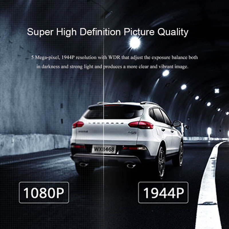 Image 4 - 70mai Pro Dash Cam 1944P HD GPS ADAS Car DVR Wifi Dash Camera Voice Control 24H Parking Monitor Night Vision Auto Video Recorder-in DVR/Dash Camera from Automobiles & Motorcycles