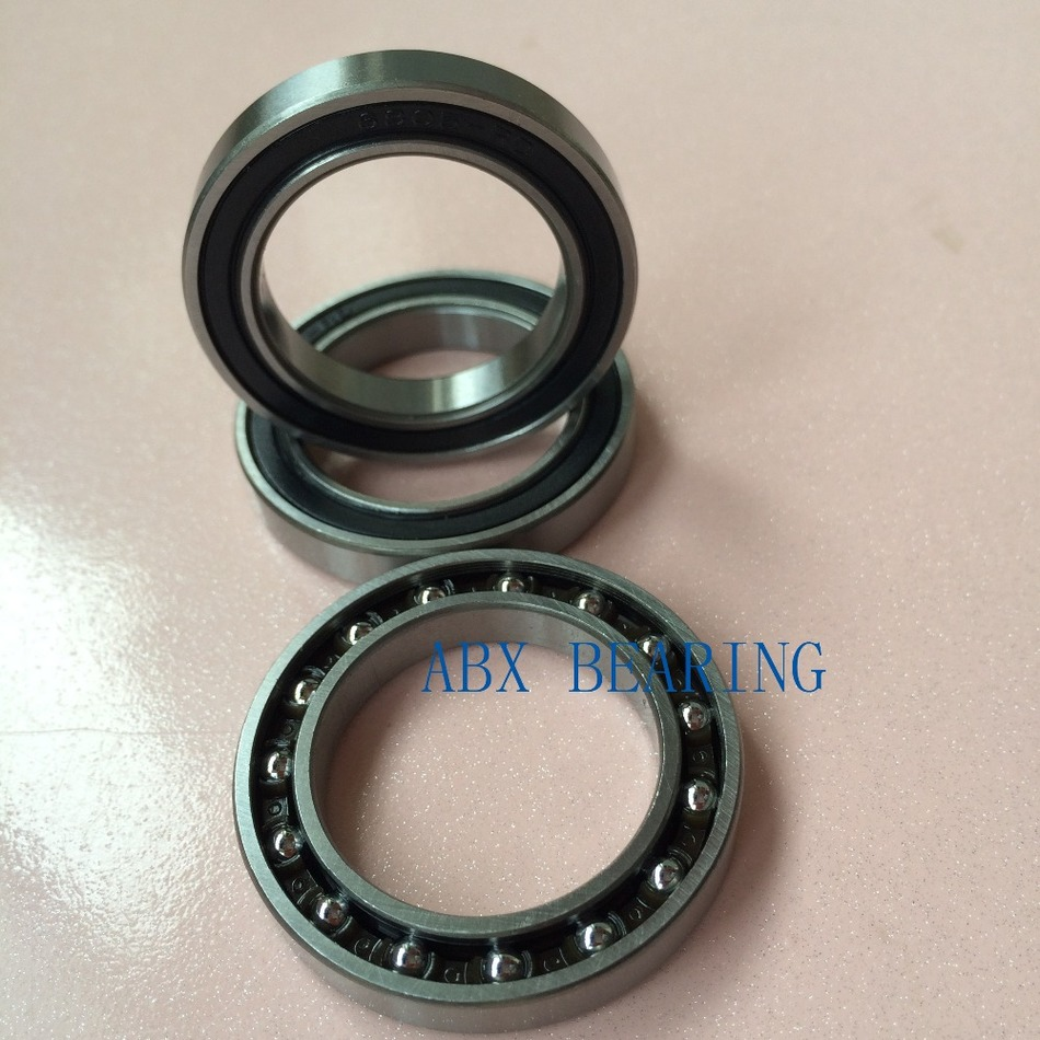 10pcs 6805RD 6805 61805 6805N 6805-RD ball bearing 25x37x6mm bike bottom bracket repair bearing for HT2 BB51 GCR15 25376 BB86 полки столлайн орион стл 225 22