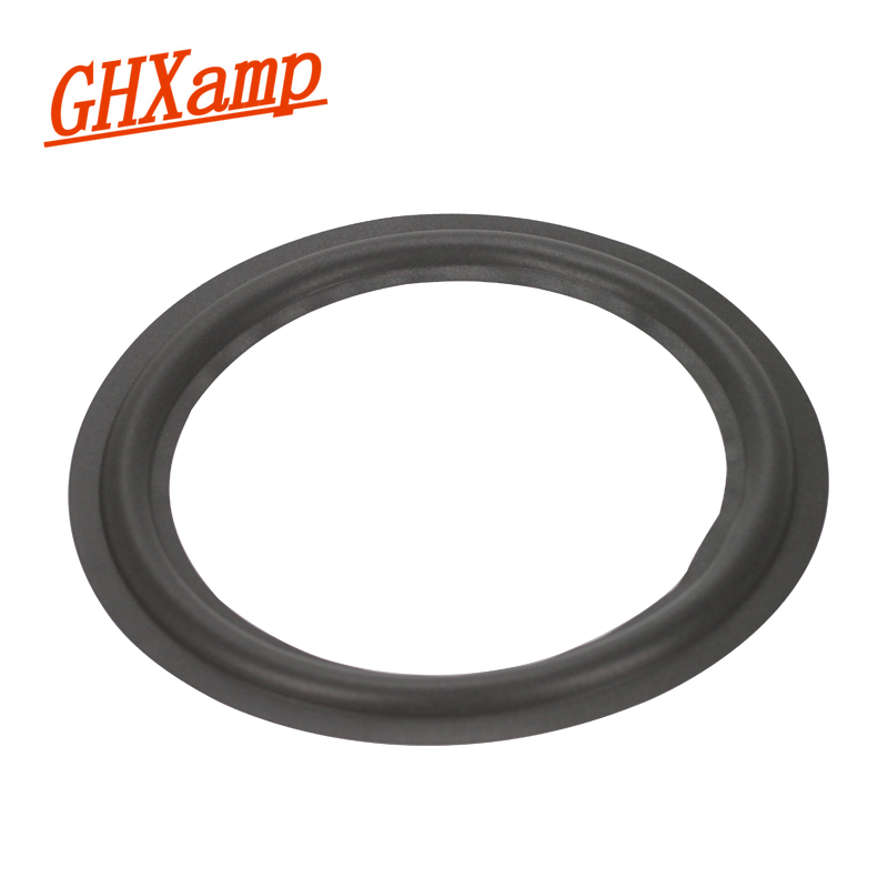 GHXAMP 2PCS 12 INCH Subwoofer Bass Speaker Repair Speaker foam surround side KTV accessories sponge side edge ring circle