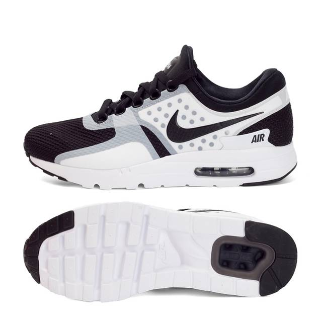 newest 3dc4e 90c14 Original New Arrival NIKE AIR MAX ZERO ESSENTIAL Men s Running Shoes  Sneakers