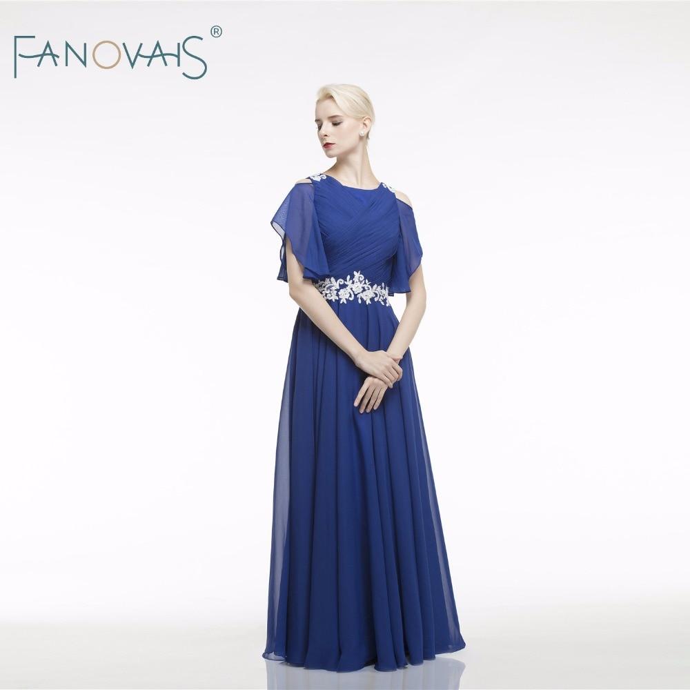 Bride Dresses Long Royal Blue Groom