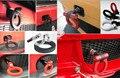 Черный алюминиевый европейский авто эвакуатор буксирный крюк прицеп Fit фот T2 E46 E81 E30 E36 E90 E91 E92 E93
