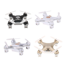 Cheerson CX-10A 2.4GHz 4CH RC Quadcopter Super Mini Pocket Headless Mode Remote Helicopter Drone Model aircraft Toys K5BO