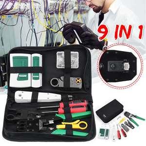 9 in 1 Network Repair Tool Kit