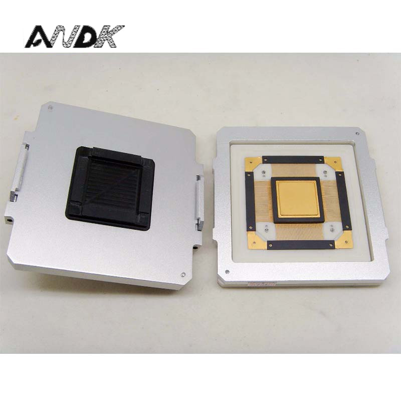 DX3078 for CQFP208 QFP208 Socket/Adapter with Alloy Clamshell thule 3078