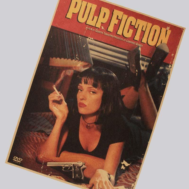 """pulp fiction analysis """"pulp /'pelp/ n 1 a soft, moist, shapeless mass of matter 2 a magazine or book containing lurid subject matter."""