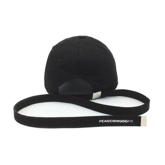 Kepribadian fashion topi G-DRAGON bisbol cap pria alphabet bordir Korea  fashion topi bisbol panjang 5488d3c73c