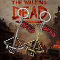 The Walking Dead Keychain Crossbow Bow and Arrow Key Chain Vintag Zombie Fight The Dead Fear The Living Movie Key Ring Chaveiro