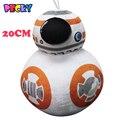 Бекки 2016 новый 20 см звездные войны BB8 чучело плюшевые игрушки популярные игрушки для детей префект высокое качество оптовая продажа