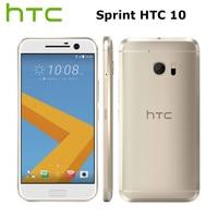 Sprint Version HTC 10 M10 LTE Mobile Phone 5.2inch 4GB RAM 32GB ROM Snapdragon820 QuadCore 12MP Camera NFC Fingerprint Callphone