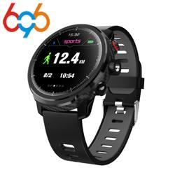 696 L5 Смарт-часы Для мужчин 100 дней несколько спортивный режим мониторинга сердечного ритма IP68 Водонепроницаемый ожидания прогноз погоды