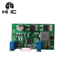 2A MPPT sterownik do baterii słonecznych CN3722 1 4 S Li ion/akumulator litowo żelazowo fosforanowy moduł kontrolera ładowania