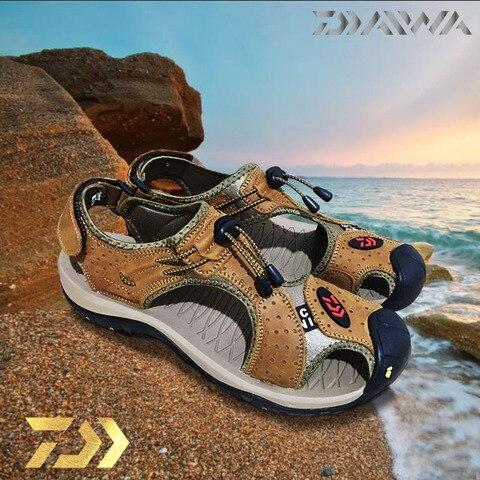 verao sapatos de agua sapatos de pesca de pesca dawa pesca caminhadas sapatos de escalada