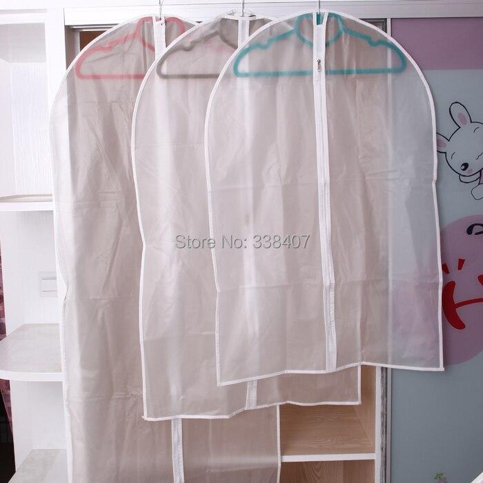 Waterproof Dustproof Clothes Bags Men Suit Dust Cover Bags Clothing Storage Bags In Storage Bags