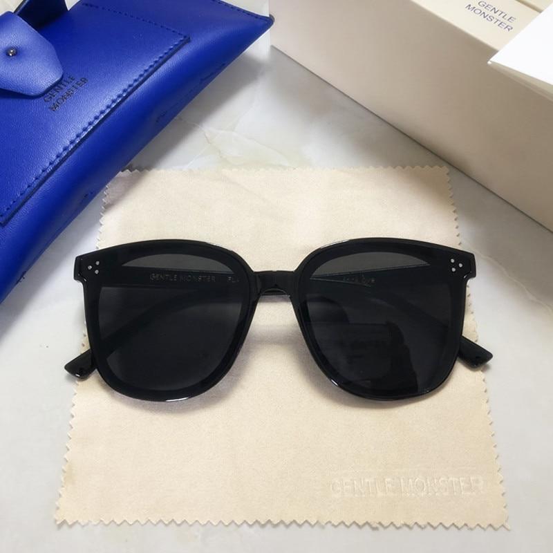 2019 Brand Women Elegant Sunglasses Fashion Gentle Monster Sunglass Eyewear Lady Vintage Sun Glasses Retro Oculos Luxury Package