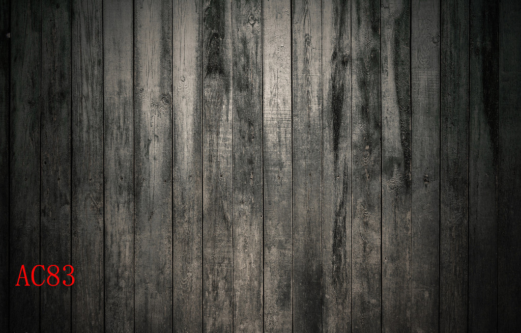 Retro Dark Wood Photography Backdrops Delicious Food Picture Display Background Props For Photo Studio